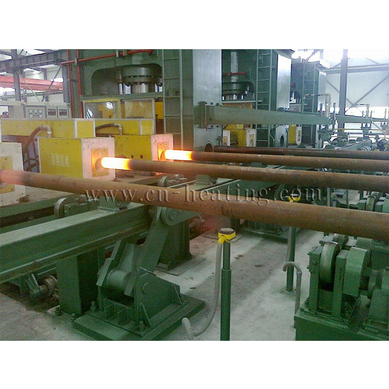 Induction heating equipment manufacture