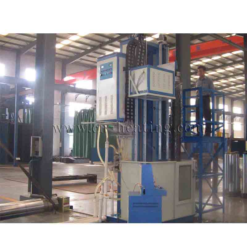 shaft hardening equipment